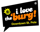 I Love The Burg St. Pete
