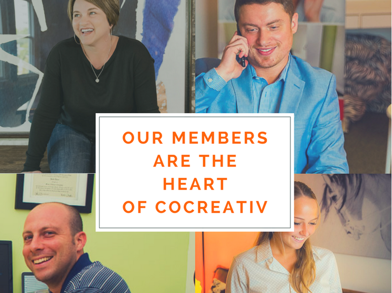 Tampa FL Coworking Reviews CoCreativ Shared Work Space